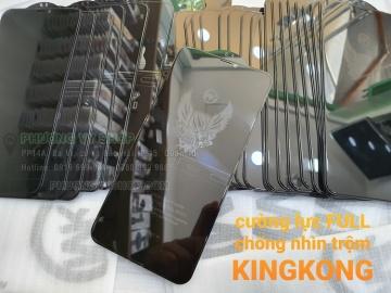 Cường lực chống nhìn trộm KINGKONG iPhone X/Xs